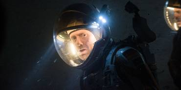 Aksel Henne i The Martian