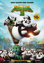 Kung Fu Panda 3 (no.plakat)