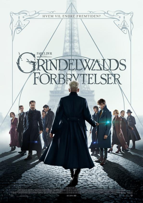 Fabeldyr: Grindelwalds forbrytelser 2D