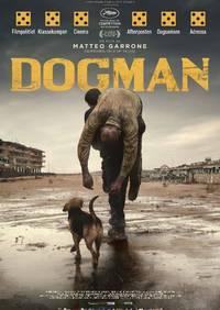 Dogman - Norsk plakat - Med terninger