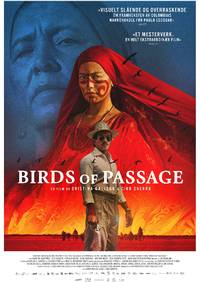 Norsk plakat BIRDS OF PASSAGE