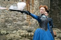 Saoirse Ronan i Mary Queen of Scots