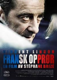 Fransk opprør - Norsk plakat - 2800x4000
