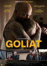 Goliat - plakat