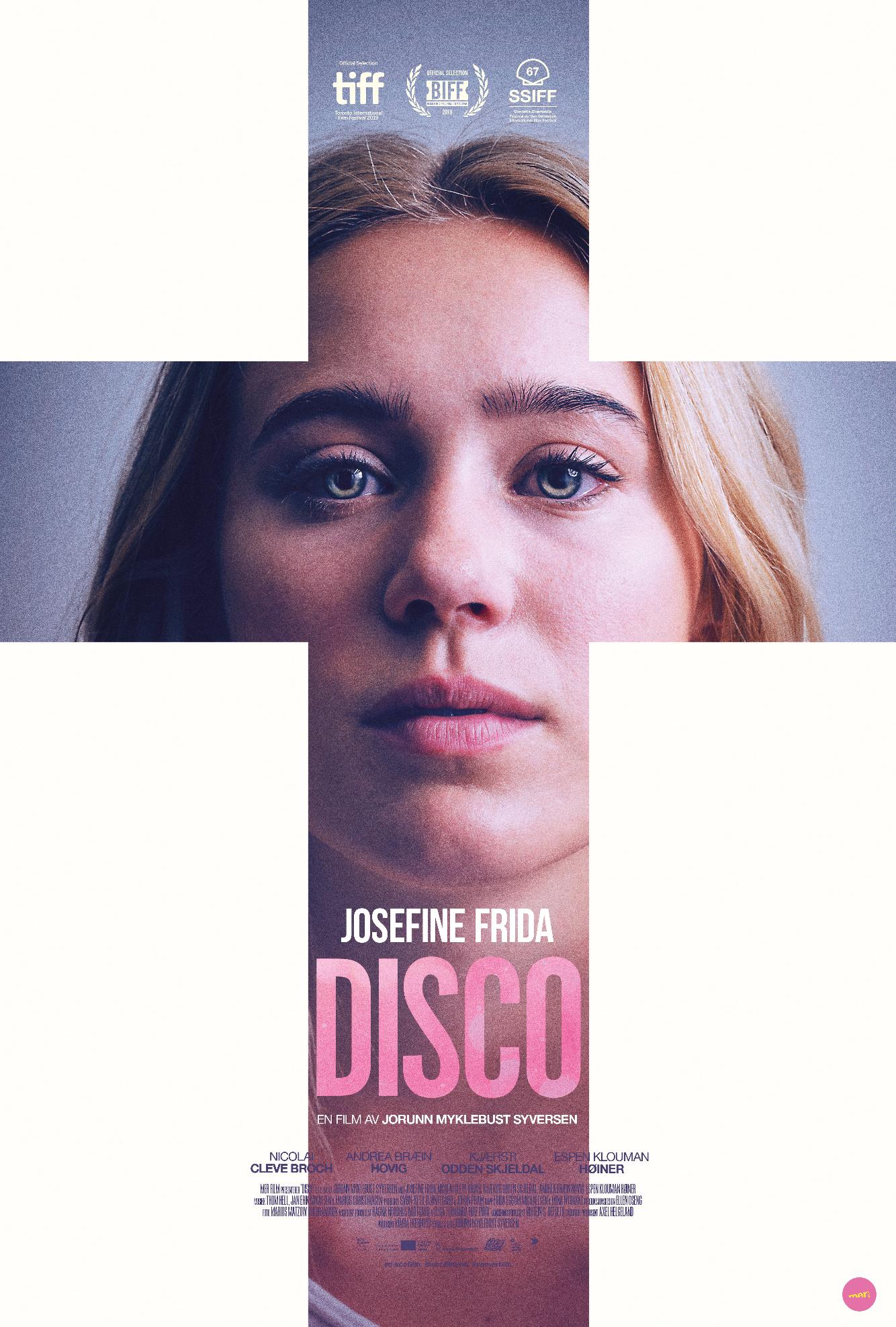Disco 2D Norsk tale Norsk tekst