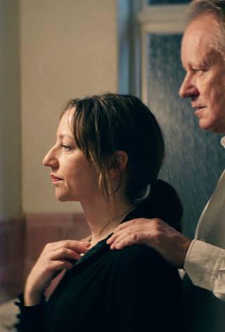 Stellan Skarsgård og Andrea Bræin Hovig