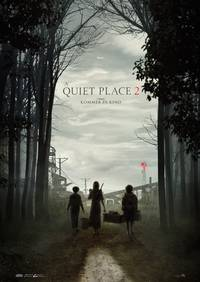 Teaserposter | A QUIET PLACE 2