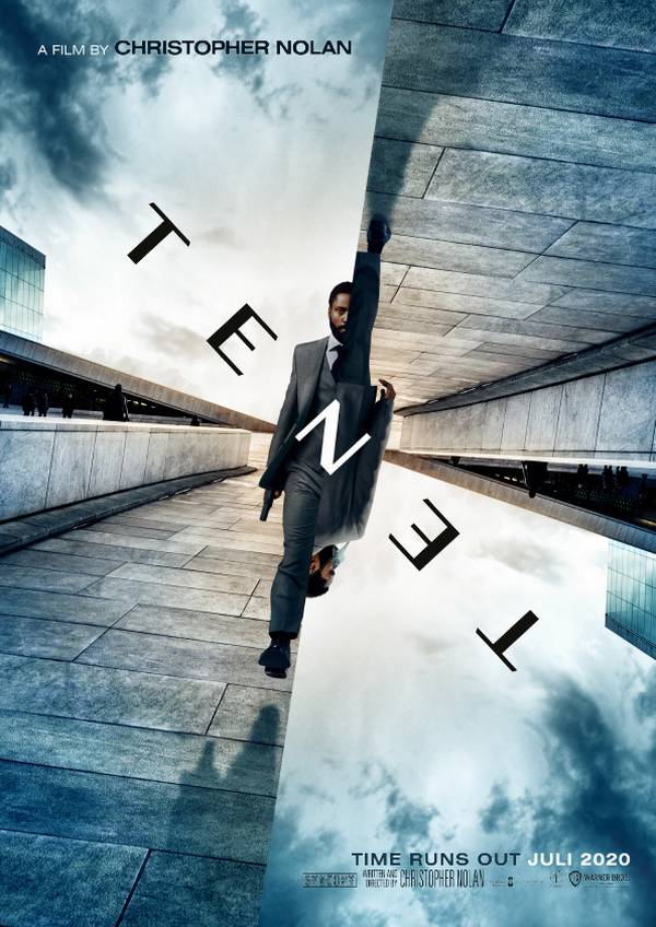 Tenet movie poster image