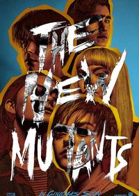 The New Mutants Teasterposter