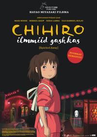 Chihiro ilmmiid gaskkas – plakat i jpg for web
