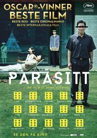 Parasitt – A4 sitatplakat (Oscar)