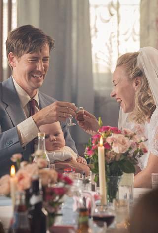 Dianas bryllup Pål Sverre Hagen og Marie Blokhus i Dianas bryllup