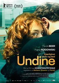 Undine Undine – norsk plakat (JPG)