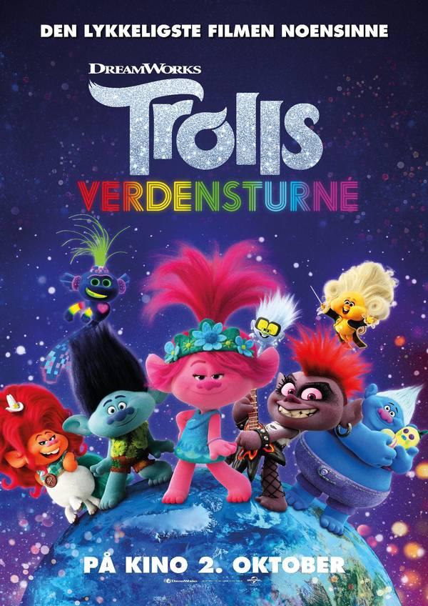 Trolls – Verdensturné movie poster image