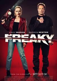 Freaky Digital plakat | På kino nå