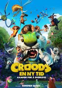 Croods - En ny tid Digital plakat