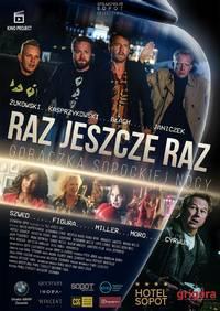 Raz, Jeszcze Raz PLAKAT med logo KP.jpg