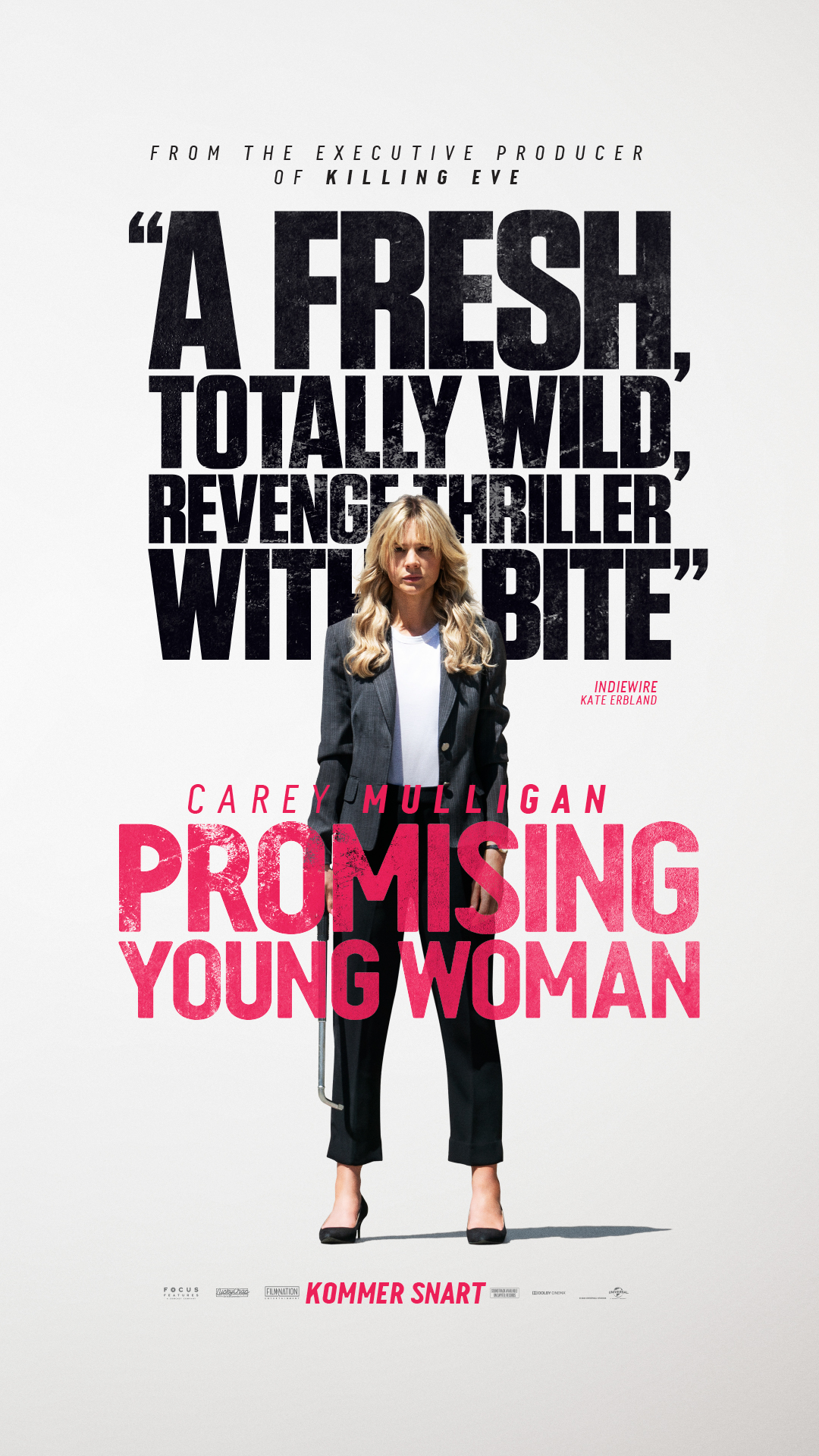 Promising Young Woman 2D Original tale Norsk tekst