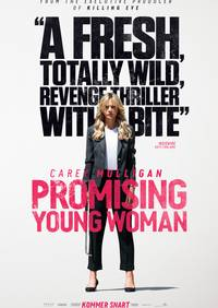 Promising Young Woman Plakat stående_KOMMER_SNART