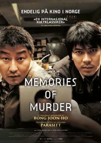 Memories of Murder Memories of Murder – norsk plakat (JPG)