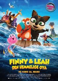 Finny & Leah - Den hemmelige øya DEN HEMMELIGE ØYA_POSTER_NO_A4W.jpg