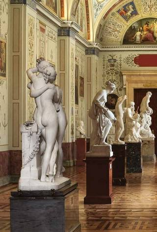 Hermitage. Power of Art