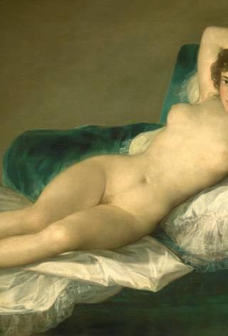The Prado Museum. A Collection of Wonders La Maja Desnuda_Goya.jpg