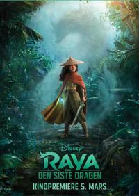 Raya og den siste dragen Payoff