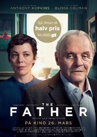The Father Nynorsk A3-plakat med kinoklubb-merke