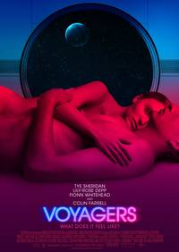 Voyagers Plakat A4