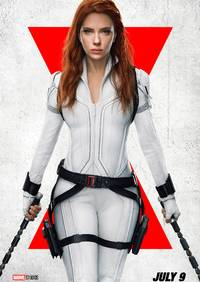 Black Widow Plakat