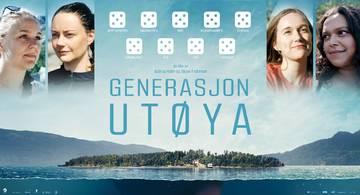 Generasjon Utøya Lerretsbilde til kinosal 3996x2160