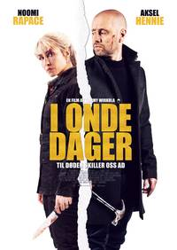 I onde dager A4 poster