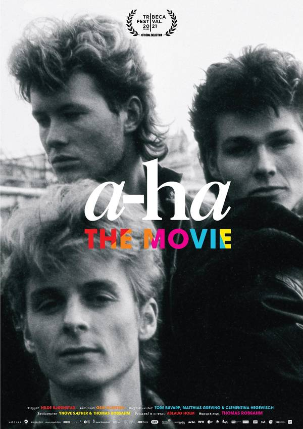 a-ha The Movie movie poster image