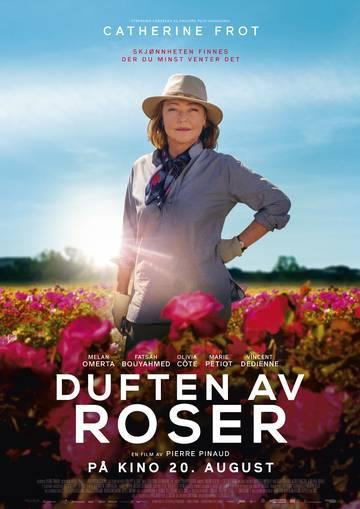 Duften av roser Plakat i A4-format
