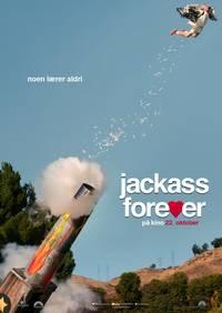 Jackass Forever A4 digitalplakat