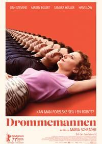 Drømmemannen Drømmemannen - norsk kinoplakat (til web)