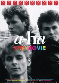 a-ha The Movie Plakat m Terninger