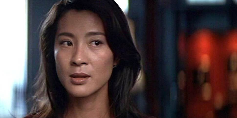 Michelle Yeoh i Tomorrow Never Dies