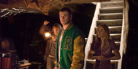 Chris Hemsworth i The Cabin in the Woods