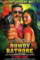 Bollywood: Rowdy Rathore poster