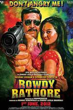 Bollywood: Rowdy Rathore