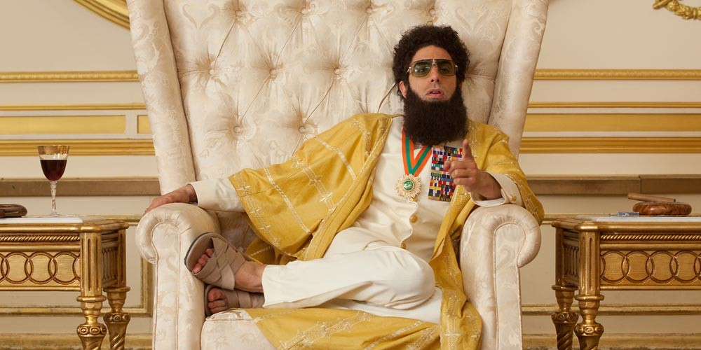 Sacha Baron Cohen i The Dictator