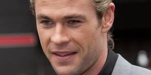 Chris Hemsworth p� verdenspremieren til Snow White and the Huntsman