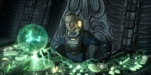 Michael Fassbender i Prometheus
