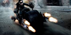 Anne Hathaway i The Dark Knight Rises
