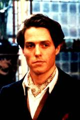 Hugh Grant i An Awfully Big Adventure