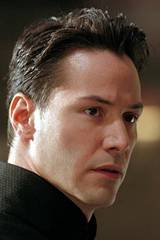 Keanu Reeves i Matrix Reloaded