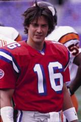 Keanu Reeves i The Replacements