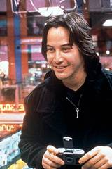 Keanu Reeves i The Watcher